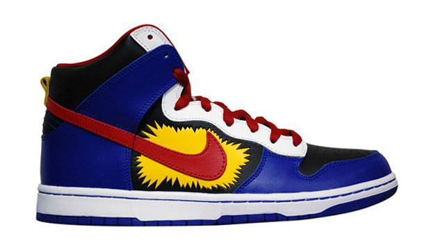 "Nike SB ""Booom"" Dunk Hi Quickstrike"