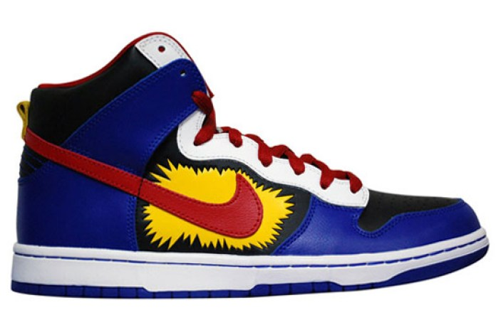 "Nike SB ""Booom"" Dunk Hi Quickstrike"