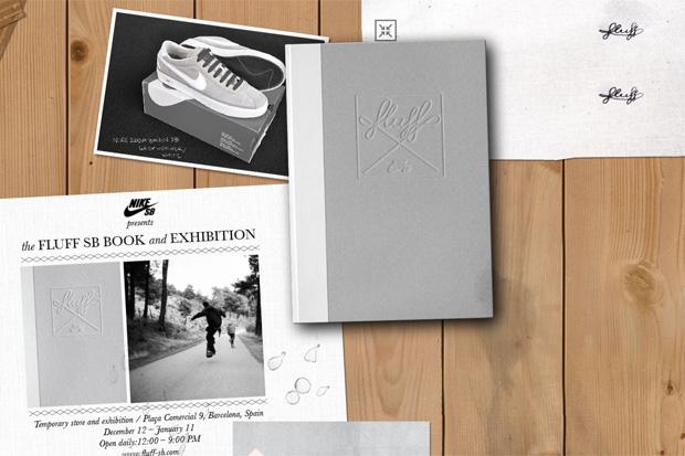 Nike SB Fluff Micro-Site Launch