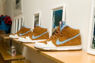 Atlas x Skate Mental x Nike SB Launch Party Recap