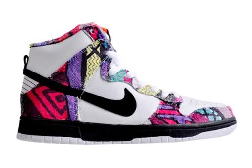 "Nike SB ""Wool"" Dunk Hi Premium"