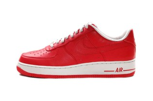 "Nike Sportswear Air Force 1 Premium ""Christmas 2009"""