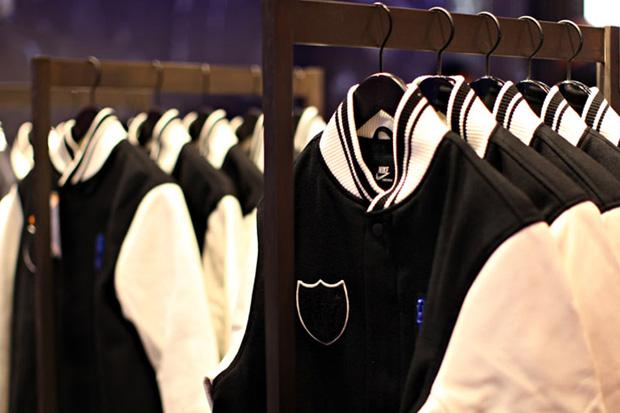 "Nike Sportswear ""Destroyer"" New York Varsity Jacket Launch Party"