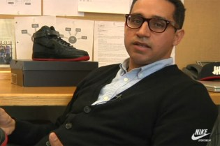 Nike Sportswear: Eddie Cruz: Nike Air Force 1 Hi Supreme West Edition Video