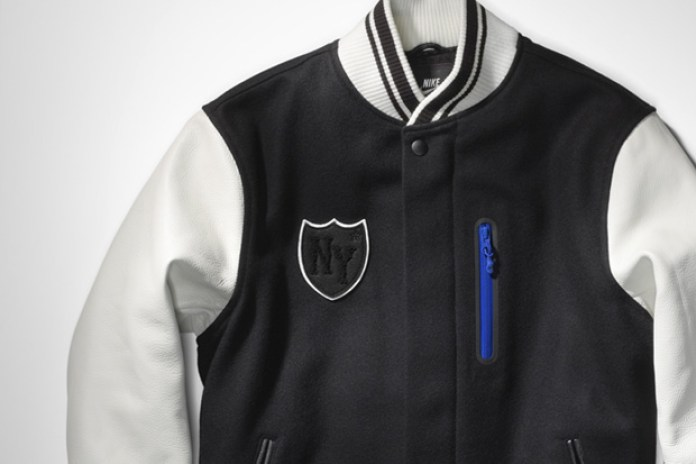 "Nike Sportswear ""Destroyer"" New York Varsity Jacket"