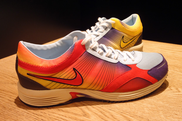 Nike Zoom Spider LT+ - Sunrise/Sunset
