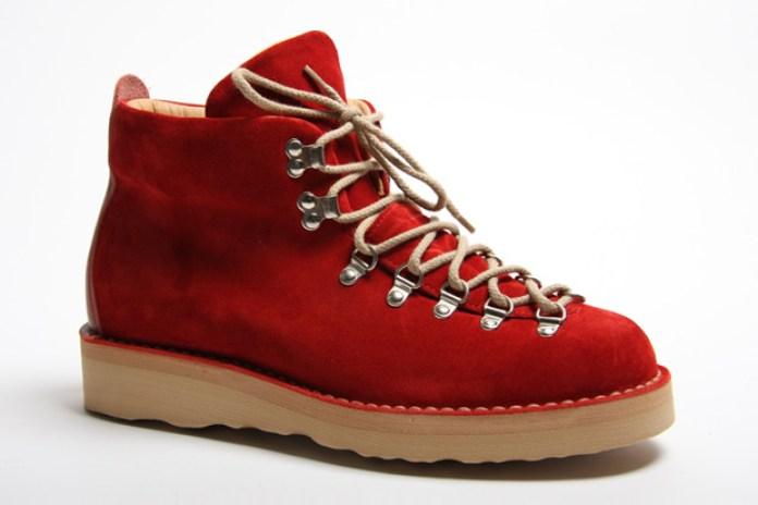 oki-ni x Fracap Mountaineering Boot