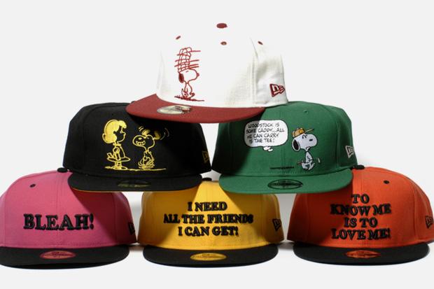 Peanuts x New Era Japan Cap Collection