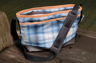 Pendleton x Property Of... Messenger Bag