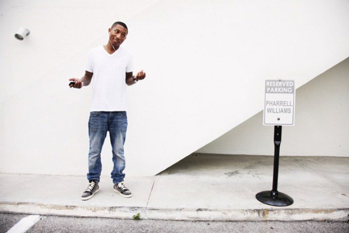 'Something Big Something Small' - Pharrell Williams