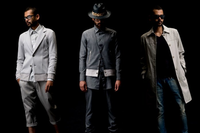 "PLEIN 2010 Spring/Summer ""Anarchist Cowboy"" Collection"
