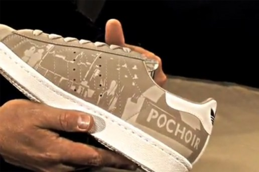 Pochoir x adidas Originals Five-Two 3 City Artist Series Interview