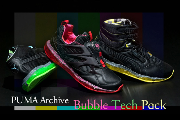 PUMA Bubble Tech Pack