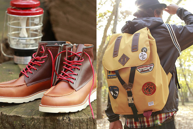 Quenchloud Scouting Backpack & Boots