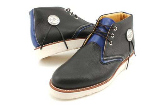 Quenchloud Super Tramp Chukka Boots