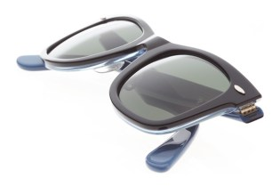 Ray-Ban Wayfarer Black/Blue