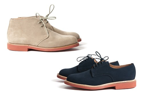 Red Brick Soul 2009 Fall/Winter Footwear Collection