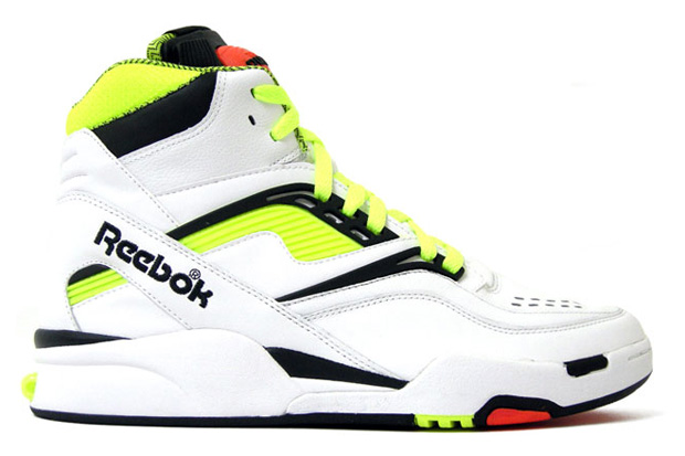 Reebok PUMP Twilight Zone Retro Pack