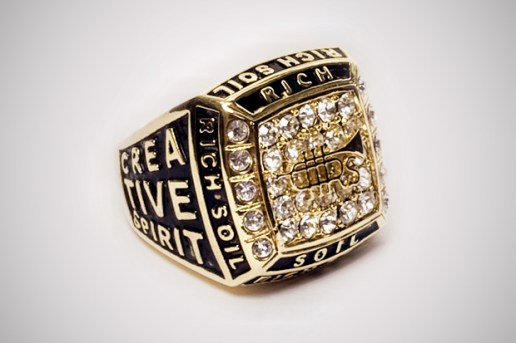 "Rich Soil ""Championship"" Ring"