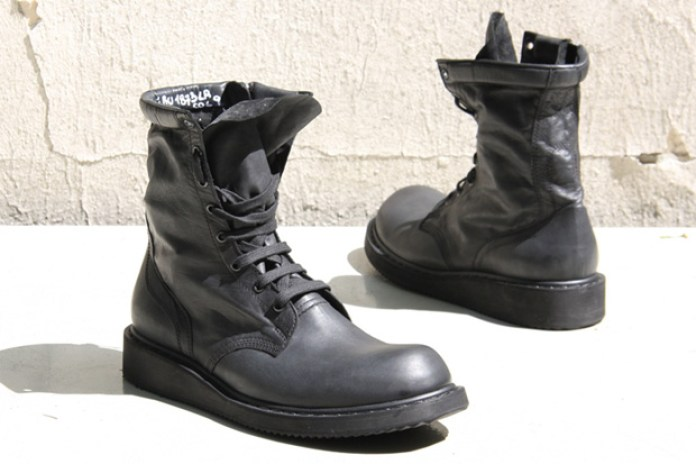 Rick Owens 2010 Spring/Summer Footwear Preview