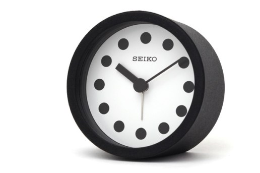 SEIKO Power Design Alarm Clock