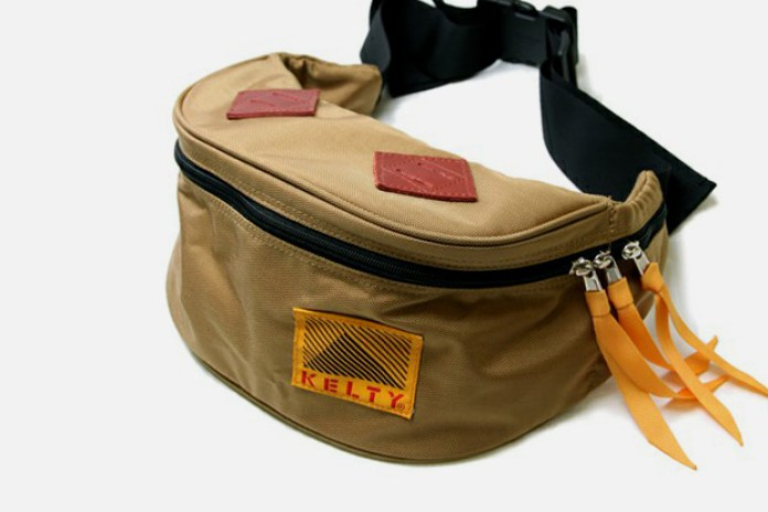 SHIPS GENERAL SUPPLY x KELTY Waist Bag