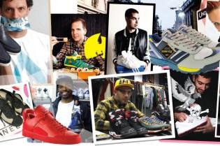 Sneaker Freaker Fienders Keepers Best of the Best 2009