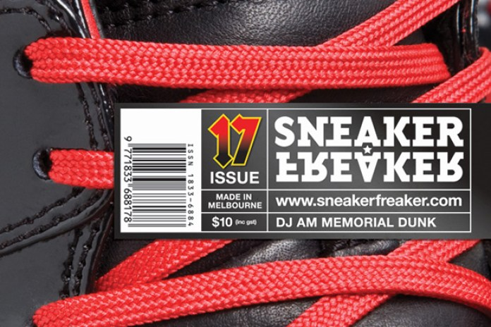 Sneaker Freaker Issue 17 Preview