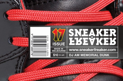 Sneaker Freaker Issue 17 Preview