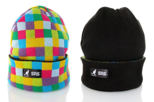 Sneakersnstuff x Kangol 10th Anniversary Reversible Cuffed Beanie