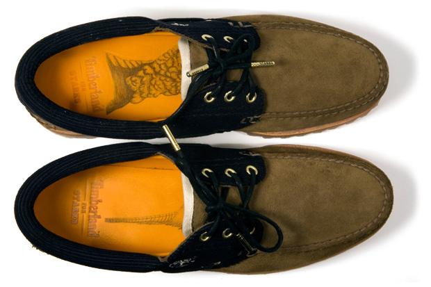 Starks x Timberland 3-Eye Handsewn Classic Shoe