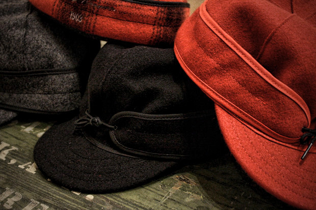 Stormy Kromer 2009 Winter Caps