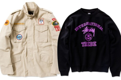Stussy Japan 2009 December New Releases