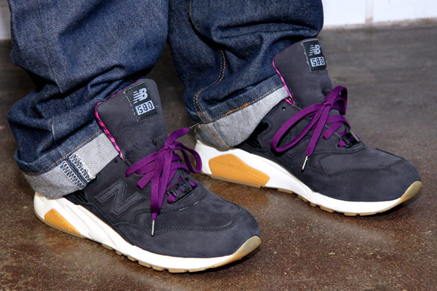 "Stussy x Undefeated x Hectic New Balance MT580 ""SMU"" - A Closer Look"
