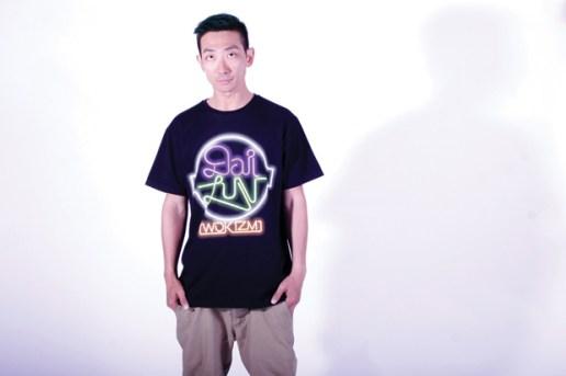 "Subcrew x CLOT ""DAILUNWOKIZM"" T-shirt"