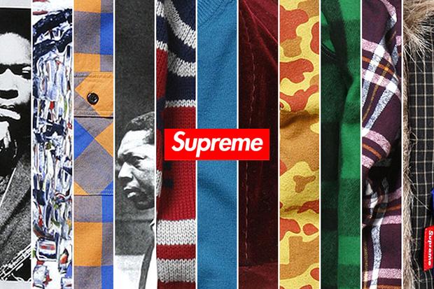 Supreme 30% Off Winter Sale