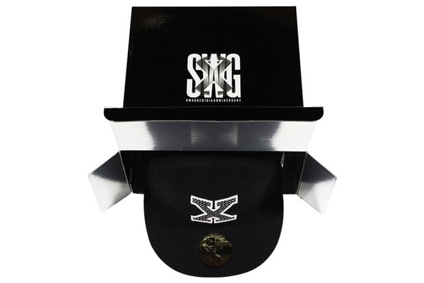 """Swagger """"X"""" New Era 59Fifty Fitted Cap"""