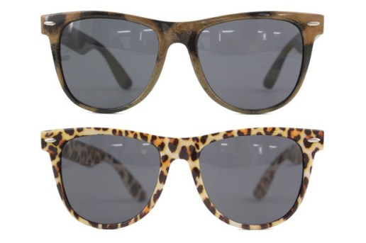 Teenage Wasteland Camp Sunglasses