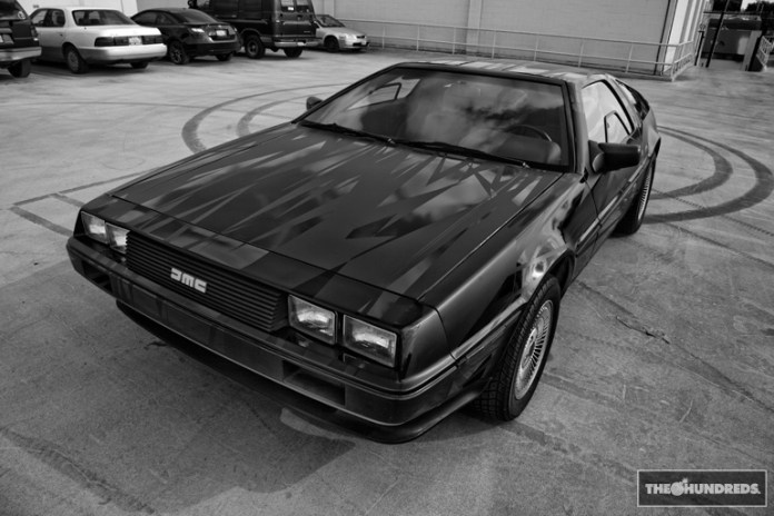 "The Hundreds x DeLorean Motor Co. DMC-12 ""Black JAGS"""