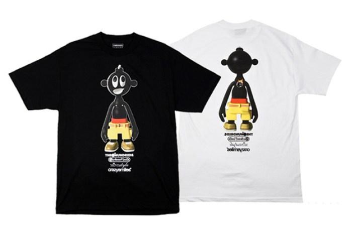 The Hundreds x Michael Lau x MINDstyle T-shirt