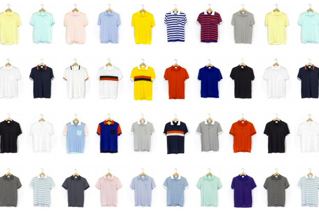 This Is Not A Polo Shirt Collection by Band of Outsiders