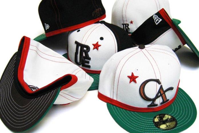 "TRUE ""Cali Collection"" New Era Caps"