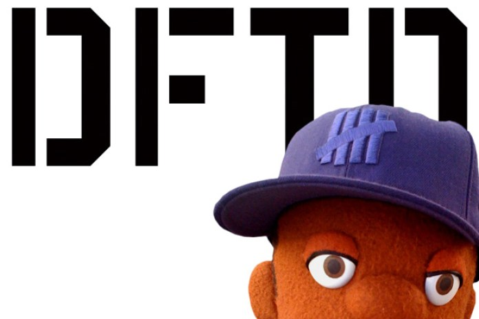 UNDFTD x Nike Basketball MVPuppets Preview