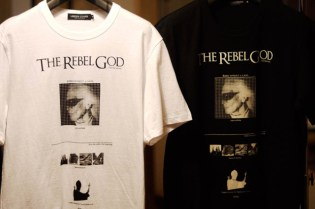 "UNDERCOVER ""The Rebel God"" T-Shirt"