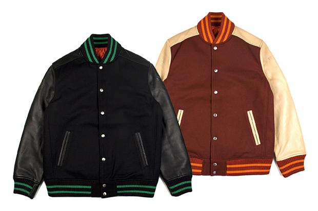 uniform experiment 2009 Winter Varsity Jackets