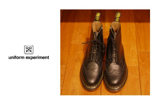 uniform experiment x Dr. Martens Boots