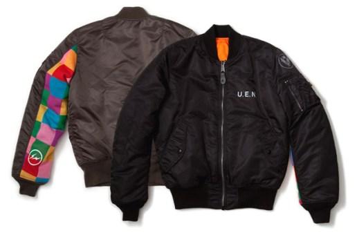uniform experiment 2010 New Year Special Item: Alpha Tight Fit MA-1 Jacket
