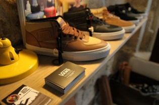 Vans Syndicate Paris Pop-Up Shop