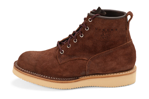Viberg Bob Cat Work Boot