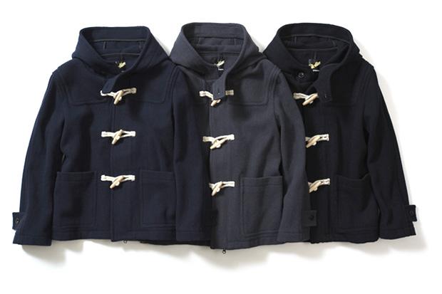 Victim Short Duffle Coat